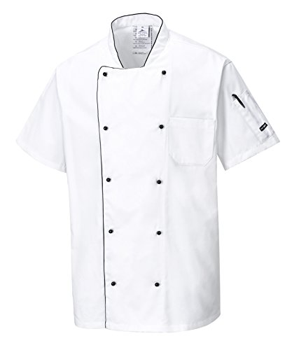 portwest-c676whrm-aerated-chefs-jacket-regular-medium-white