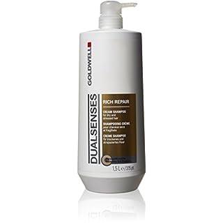 Goldwell Dual Senses Rich Repair Cream Shampoo, 1,5 L