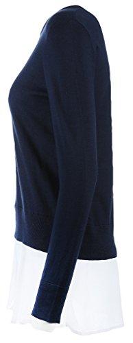 Marc Aurel - Pull - Femme Bleu