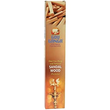 Gou Ganga Sandalwood Incense Stick Pack of 5