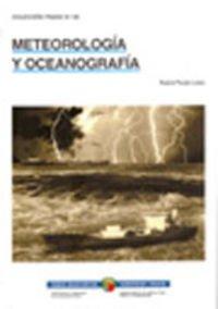Meteorologia y oceanografia (Itsaso)