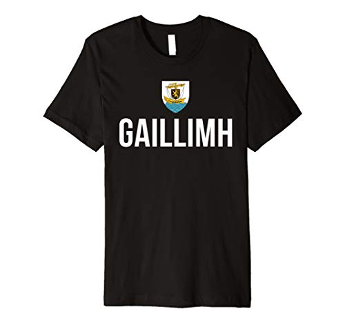 Galway–gaillimh Cheer Jersey T-Shirt