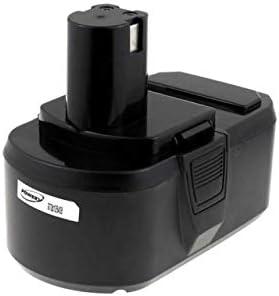 POWERY® Batteria per Ryobi Piallatrice Piallatrice Piallatrice a batteria CPL-180M Li-Ion | Prestazioni Superiori  | Online Store  | Design ricco  652979