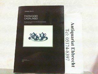 Paesaggio Casalingo. Die Produktion Alessi in der Haushaltswarenindustrie von 1921 bis 1980. Herausgegeben vom Internationalen Design Zentrum Berlin. Alessandro Mendini Alessi