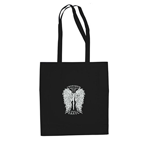 Daryl Wings - Stofftasche / Beutel, Farbe: -
