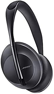 Bose Noise Cancelling Headphones 700 – Cuffie Over-Ear Bluetooth Wireless con Microfono Integrato per Chiamate