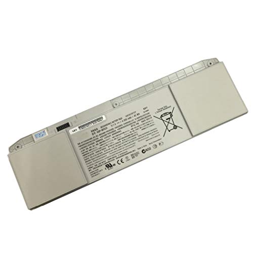 7XINbox 45Wh 11,1V VGP-BPS30 Laptop Ersatz-Akku für Sony VAIO SVT-11 SVT-13 T11 T13 SVT-1111M1E / S VT13117ECS Series Notebook - Sony Laptop Vaio Weiß