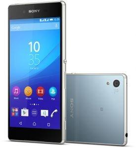 Sony Xperia Z3+ Dual-SIM Grün EU [Android 5.0, 13,2 cm (5,2