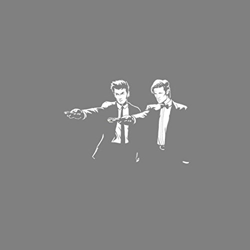 Time Fiction - Herren T-Shirt Blau