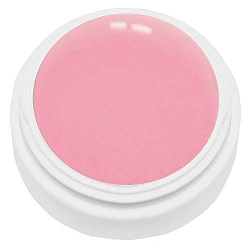 KM-Nails Camouflage Make Up Gel Rosa milchig LED und UV härtend 5ml auch für Babyboomer