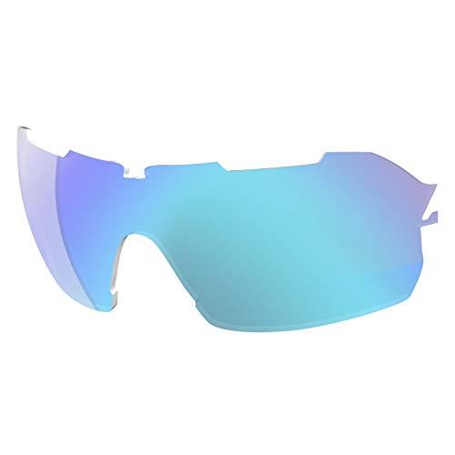 Scott Spur Ersatzscheibe für Spur Wechselscheiben Brille blau Chrome