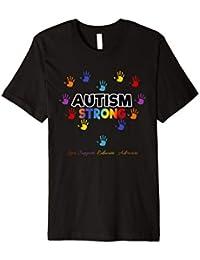 Autismus T-Shirt–Autismus Bewusstsein Shirts 2018
