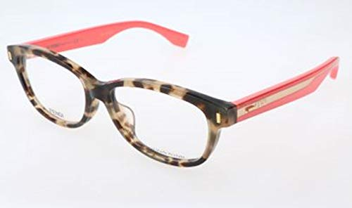 Fendi Damen FF 0099/F HK3/15-52-15-135 Brillengestelle, Braun, 52