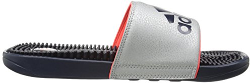 Adidas Zx Flux Weave Chaussures Taille 13 Silver/Collegiate Navy/Solar Red
