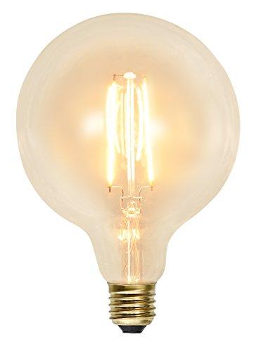 "Decoration LED ""Soft Glow"", E27, A+  Edison Optic, ca.2100 K, 230 Lm,  ca. 12,5 x 13,5 cm, 230 V / 2,3 W  1 Stück"
