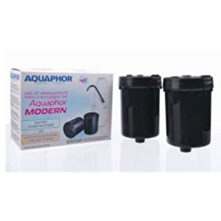 2 x Wechselkartuschen B-200 Oversink Filter for the Modern, innovative Aqualen Filter with Activated Carbon, within 6 months of fresh, delicious water directly from the tap.