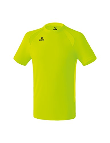Erima Kinder Performance T-Shirt T-Shirts & Polos, neon gelb, 152