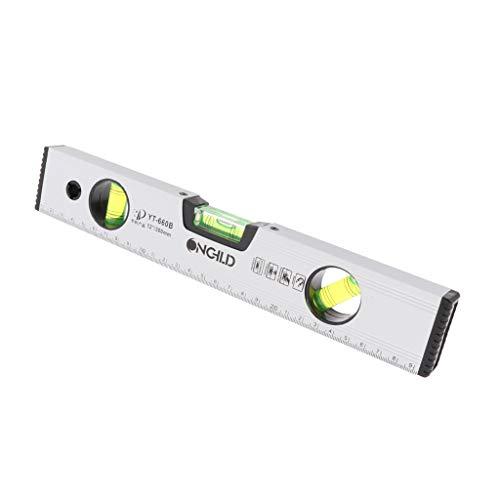 F Fityle 300/400 / 500mm Diagitale Wasserwaage(400cm Länge, magnetisch, 2 Seitenlibelle) - 30cm