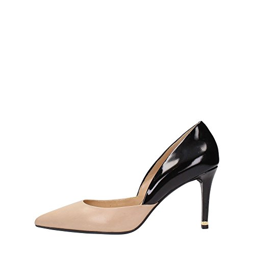 DECOLLETE ASHBY FLEX MID PUMP BEIGE/NERA MICHAEL KORS