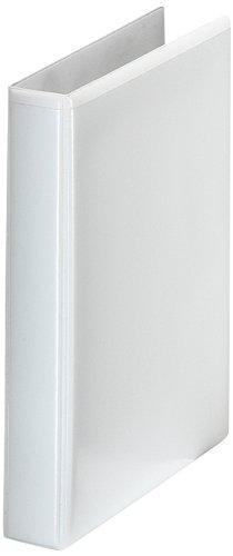 ESSELTE-classeur-A5-blanc-Dos-de-40mm-mcanisme--2-anneaux-ronds