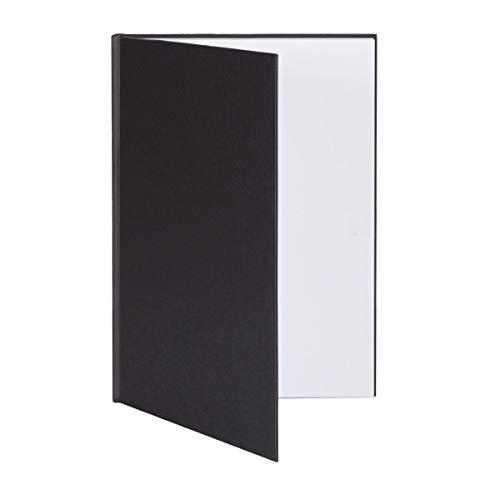 Rössler Papier 1878452702, S.O.H.O. Notizbuch A4, 192 Seiten, schwarz