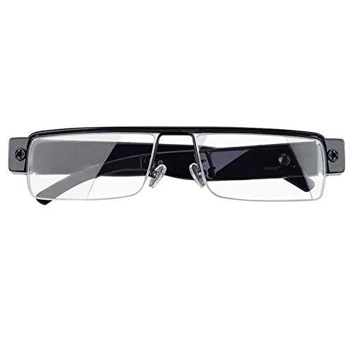 OOLIFENG 1080P HD Tragbarer Video Brille, DVR Versteckte Kamera Und Spionage Kamera, Video Und Foto Aufnehmen