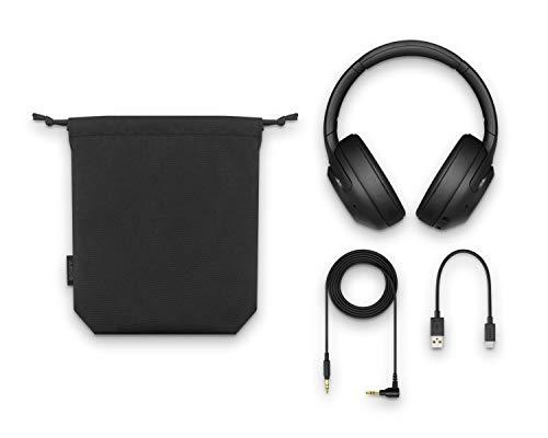 Sony WH-XB900N Bluetooth Noise Cancelling Kopfhörer (Extra Bass,30h Akku, Amazon Alexa & Google Assistant, Gestensteuerung) Blau - 13