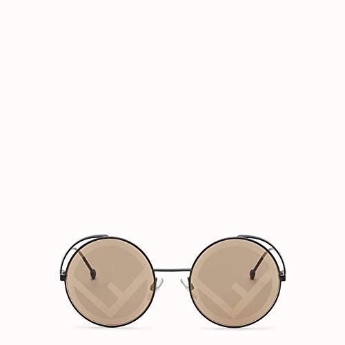 Occhiali da sole fendi fendirama ff 0343/s black/brown donna