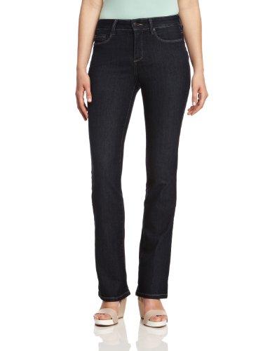 NYDJ Damen Boot-Cut Jeans 10232RE, Gr. 16 (Herstellergröße: 16), Blau
