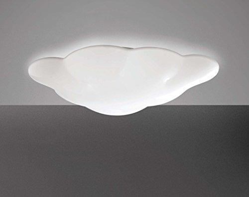 Plafoniera Cameretta Bambini : Plafoniera nuvola lampada da parete soffitto camera cameretta