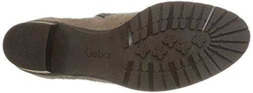 Gabor 35-621-43, Bottines femme Gris (Cenere)