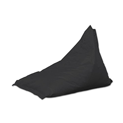 Original Bean Bag Wohnzimmer Indoor Outdoor, Sitzsack, Triangle Bag, 160 x 120 x 120 cm, für...