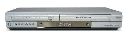 LG V 8705 B DVD-Player/Videorekorder Kombination schwarz