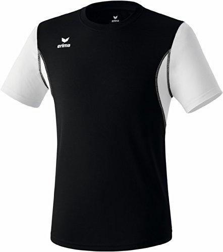 Erima–Maglietta da bambino nero/bianco