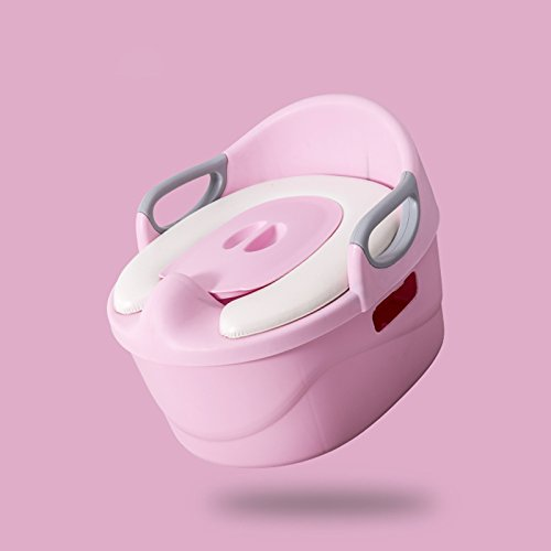 Children's toilet Enfants Toilette- Enfants Toilettes Bébé Hommes Et Femmes Pot Potty Enfants Vert PP 1-3 Ans Siège De Toilette