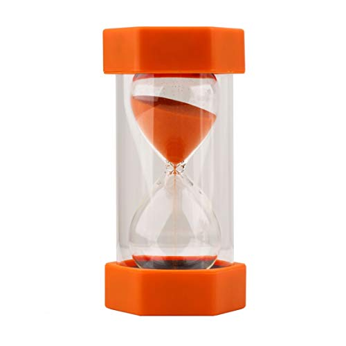 fghfhfgjdfj Children Kids Hand Hourglass Sand Timer Hourglass Sandglass Egg Timers for Cooking Playing Games Practice Timing -
