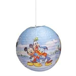 BOULE PAPIER MICKEY/MINNIE