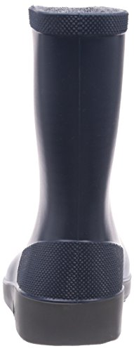 Dunlop  Acifort Mini, Bottes en caoutchouc de hauteur moyenne, non doublées mixte enfant Bleu - Blau (blau(blauw) 04)