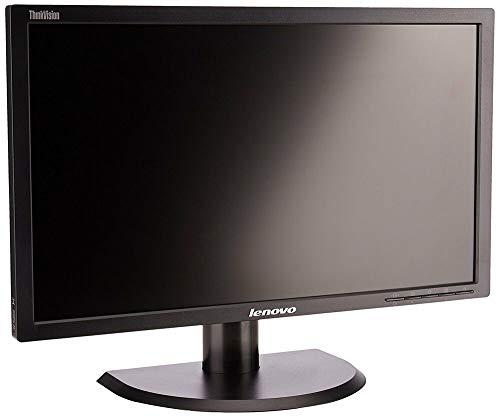 Lenovo ThinkVision LT2223p LED 21,5 Zoll Full HD 1920x1080 DisplayPort VGA HDMI 60A1-MAR2 Monitor TFT (Generalüberholt) (Monitor Lcd Lenovo)