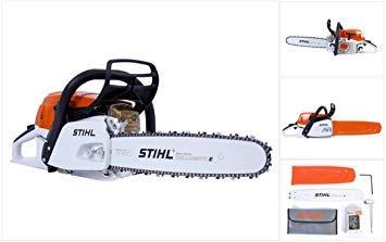 STIHL MS 261 C-M Kettensäge/Motorsäge mit 37cm/15' Schnittlänge + 1,6mm Kette