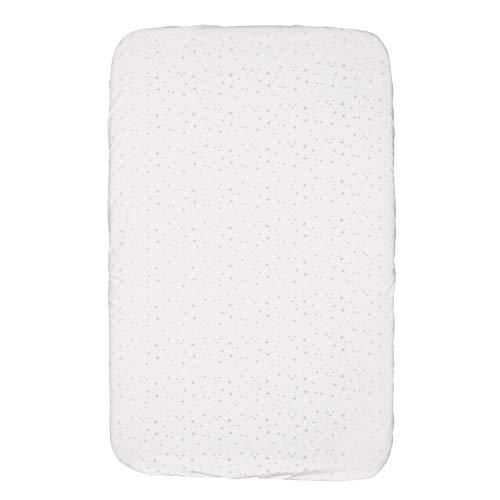 4x sábanas compatible con snuzpod Mesita de noche Cuna 100/% algodón
