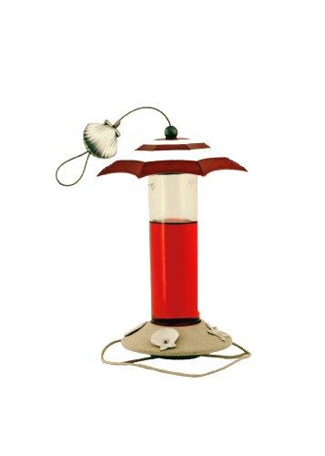 Avant Garden B01HB Sandy Beach 12-Ounce Hummingbird Feeder