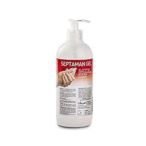 SEPTAMAN 500 ml gel igienizzante per mani senza risciacquo pronto per l'uso tipo amuchina cod. PH006 31DRXRwYBcL. SS300