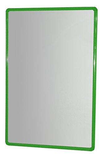 Henbea- Espejo Infantil acrílico Marco Aluminio