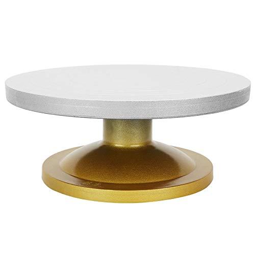 US Art Supply Sculpting Wheel-Heavy Duty Metall Keramik Maschine Töpferscheibe Drehtisch Plattenspieler Ton Modellierung Skulptur mit Kugellagern, Töpferscheibe(30cm)