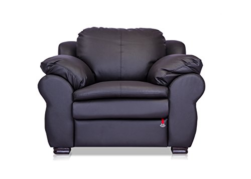 Durian Berry 55003 Single Seater Sofa (Brown)  available at amazon for Rs.22000