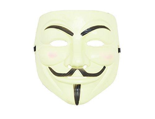 Shenky Masken für Fasching Karneval Halloween Anonymous Vendetta (Vendetta - Halloween Lustig