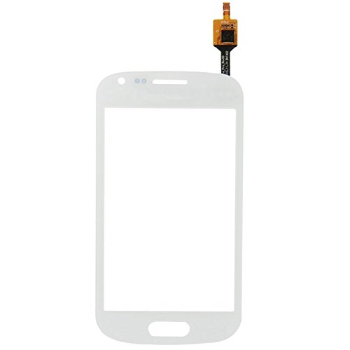 ZHU ZHUHX Touch Panel für Galaxy S Duos 2 / S7582 (Schwarz) (Farbe : Weiß) - Galaxy Duos S Screen-ersatz