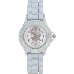 Tikkers Girls' Glitter Butterfly Watch Set (990739044) Best Price and Cheapest