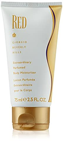 Giorgio Red Unboxed Body Moisturiser